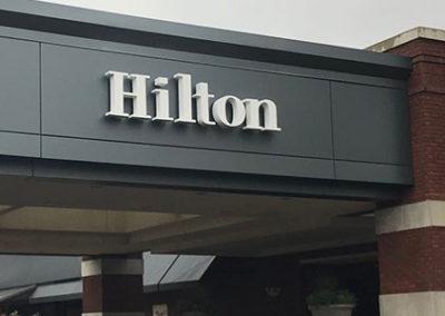 Hilton Hotel Akron